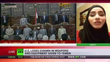 Marwa Osman interview with RT International