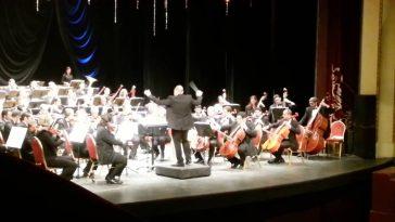 Cairo Symphony Orchestra ahmed osman