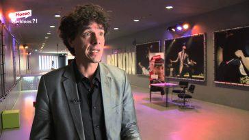 Event-reporters van Shoot Medialab op de Banenmarkt Amsterdam Pieter Hilhorst 1