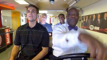 Golf Cart   Karaoke   Sports Reporters